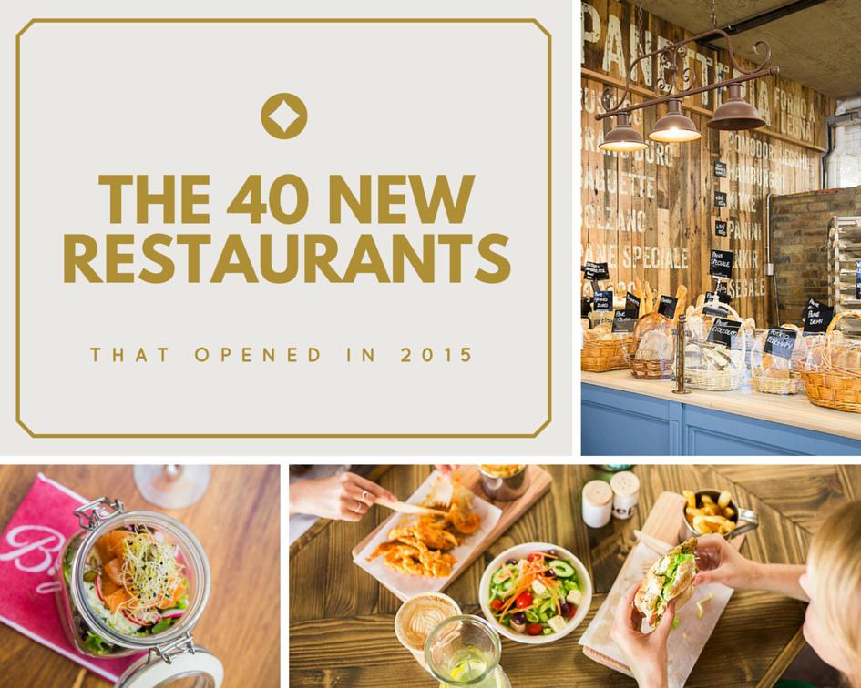 40 restaurants
