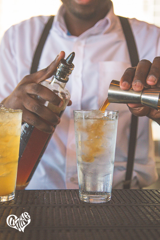Craft tonic with Durban Gin at Distillery 031