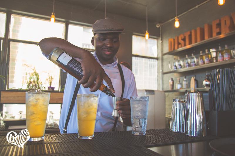 G&T at Distillery 031