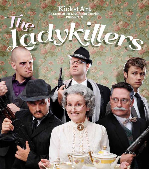Ladykillers Programme-1