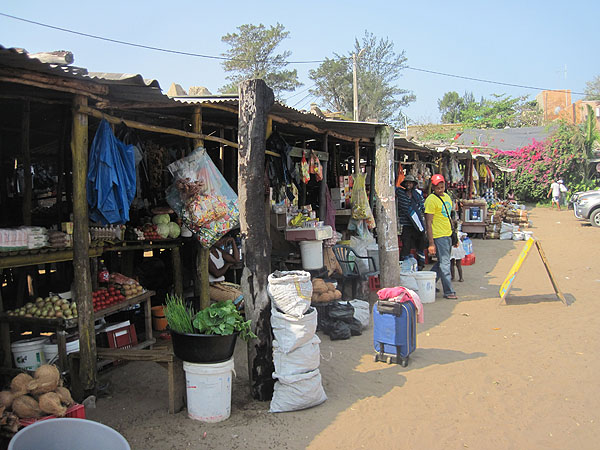 One of the markets