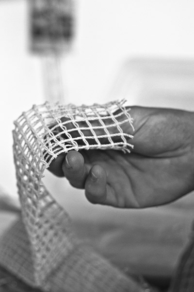 Netting, also from Italy.
