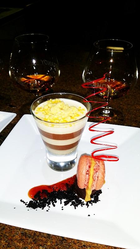 The winning dessert (image supplied)