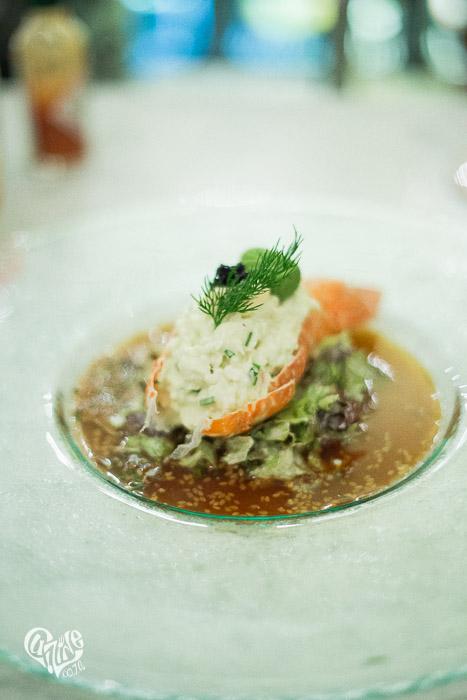 Ponzo crayfish