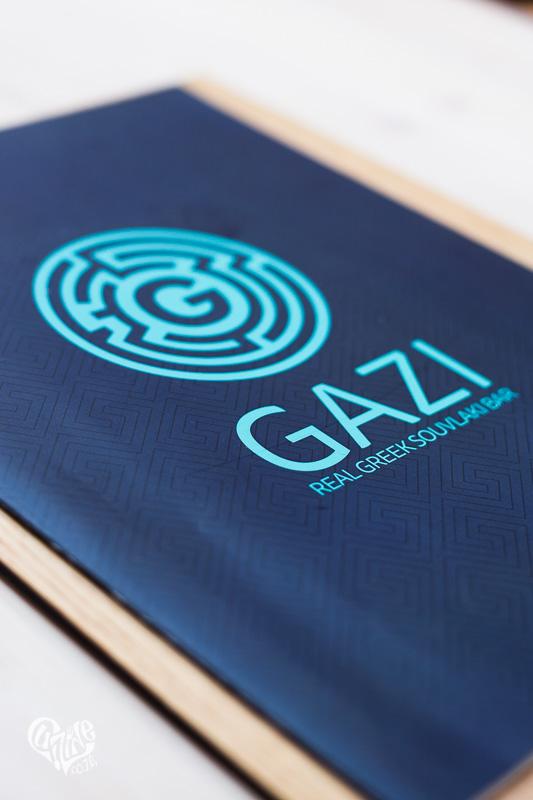 Gazi - New Greek Souvlaki Bar - Cuizine Africa