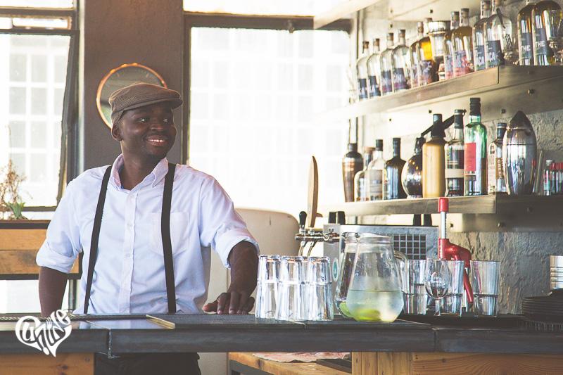 Distillery 031 cocktail bar