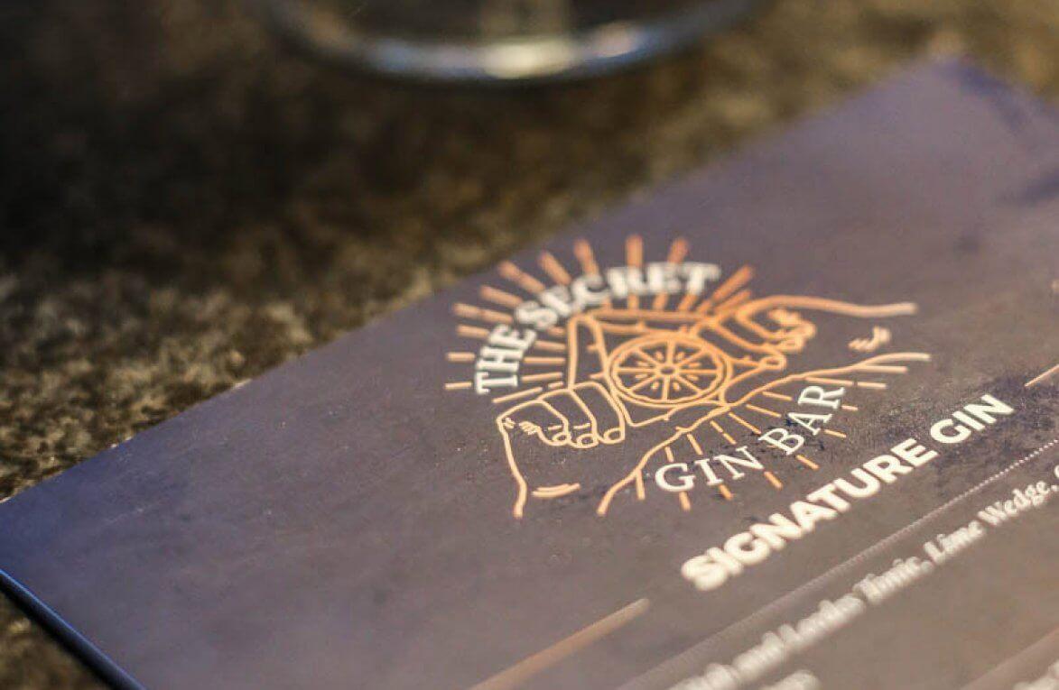 The Secret Gin Bar Durban