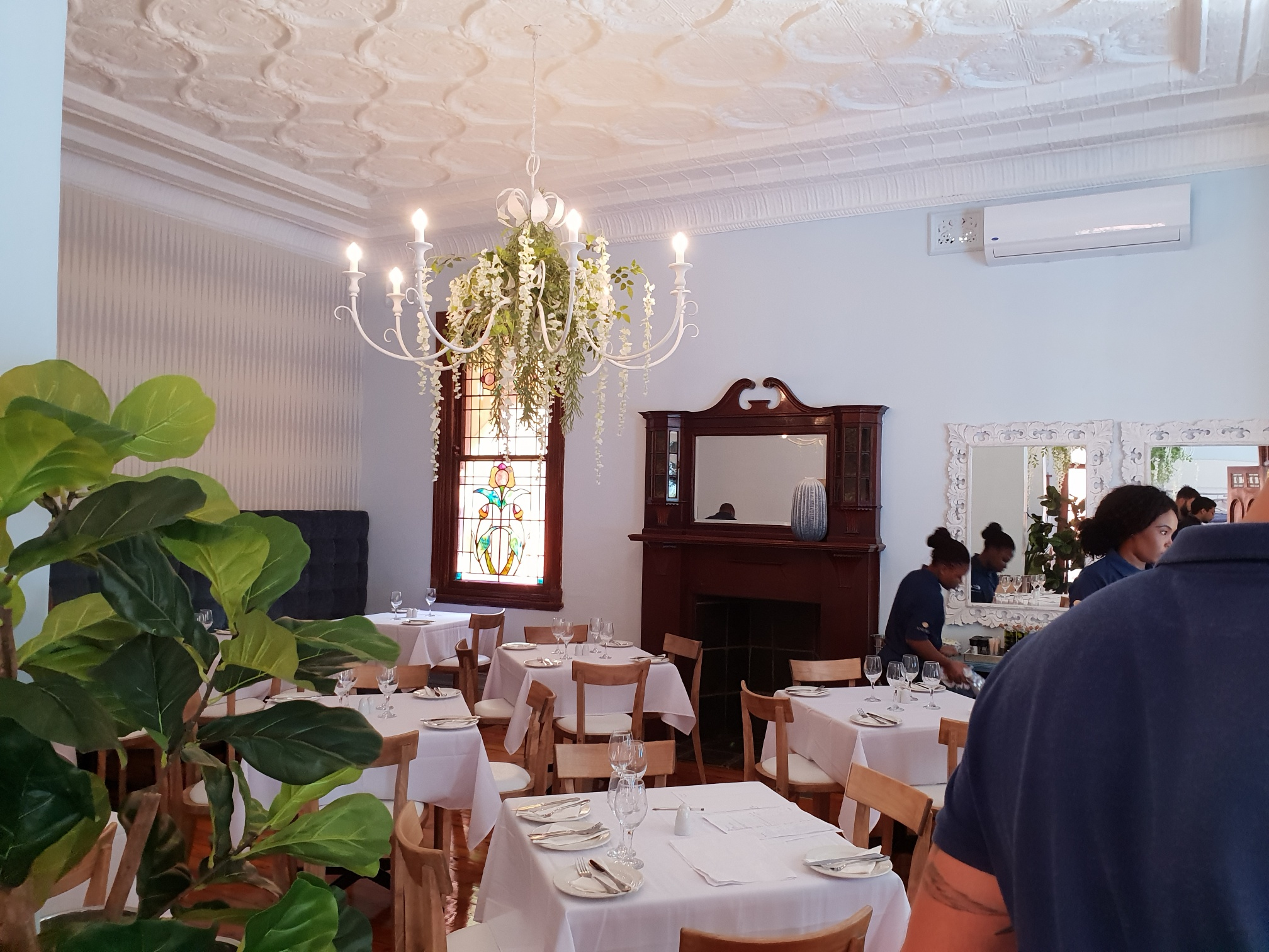 A Vintage Venue For A New Jack Salmon Cuizine Africa